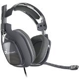 ASTRO Gaming A40 PC Headset Kit (2014 model) (Color: Dark Grey)