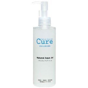 Toyo Life Service Cure Natural Aqua Gel 250ml - Best selling exfoliator in Japan!