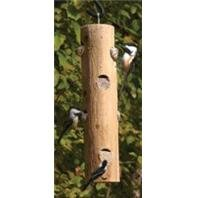 Log Jammer Bird Feeder