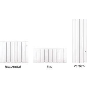 Radiateur--inertie-Bilbao-2-Horizontal-1000-W-Thermor