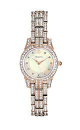 Bulova Crystal Bracelet Women's watch #98L155