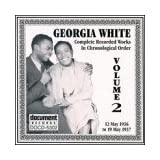 Complete Recorded Works In Chronological Order, Vol. 2, 1936-1937 ~ Georgia White