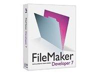 Filemaker Developer V7 Fr Rtl Mul (vf)