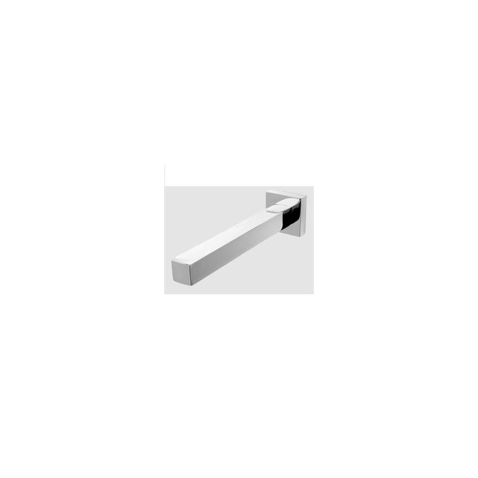Deca 4908 168 Polished Chrome Bathroom Faucets Tub Spout