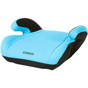 Cosco Juvenile Top Side Booster Car Seat, Turquoise back-915579