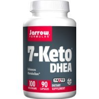 Jarrow Formulas 7-Keto DHEA, 100 mg, 90 Count
