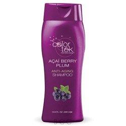 Colortek Color Acai Berry Plum Anti Aging Shampoo