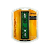 Kingston ValueRAM 1GB 533MHz DDR2 Non-ECC CL4 DIMM  Desktop Memory