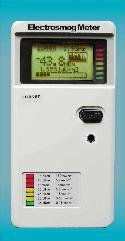 Cornet Affordable Emf 100Mhz-6Ghz Rf Radiation & Lf Magnetic Ac Field Gauss Detector Meter Dual 2 In 1 (Useful Up To 8Ghz)