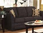 ACME 50415 Lexi Sofa with Ebony Chenille