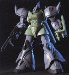 Gundam MS-14F Gelgoog Marine HGUC 1/144 Scale