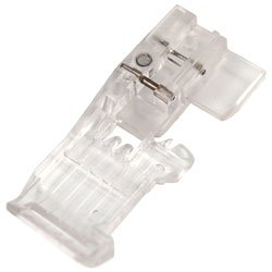 Serger Clear Foot for Baby Lock Evolve BLE8W