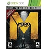 Metro: Last Light Limited Edition - Xbox 360