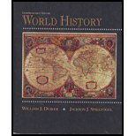World History (v. 1) (0314028447) by Duiker, William J.