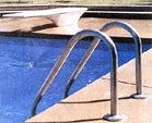 Replacement Ladder For Inground Pools (2-Step)