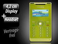 simvalley MOBILE Mini-Handy RX-380