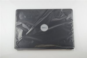 """3Cleader® For Dell Inspiron 1545 Black Lcd Back Cover 15.6"""" J454M - Does Not Include The Hinges"""