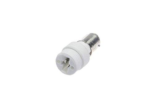 Shangge Ce&Rohs Certification 5 Pcs Ba15D To G9 Led Bulb Base Converter Halogen Cfl Light Lamp Adapter Socket Change Pbt