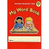 Oxford Reading Tree: Levels 1-5: My Word Book (Pack of 6) (Oxford Reading Tree Support)by Hunt