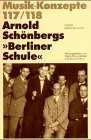 """Arnold Sch�nbergs """"Berliner Schule"""" (..."""