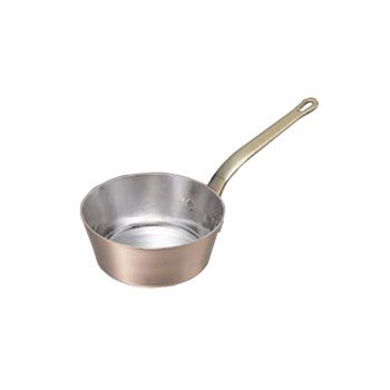 プチパン テーパー型 ガゼル 銅製 8cm