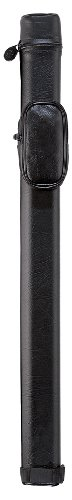 Pro Series C-13 Classic Black Leatherette Pool Cue Case, Black
