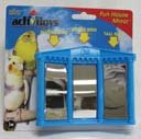 FUN HOUSE MIRROR BIRD TOY