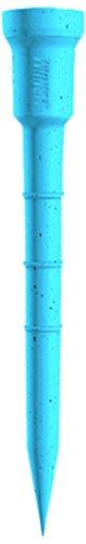 Longridge Golf Zubehör Lignum 72 mm Tees 12 PK, Blau, TELT7212BL