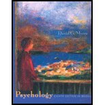 Psychology, Eighth Edition, in Modules & i>clicker