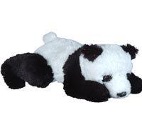 Purr-Fection Baby Gansu Panda Bear 12 Plush