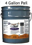 Liquid Roof RV Roof Coating & Repair 4 Gallon