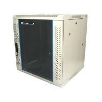 StarTech.com 12U 19inch Hinged Wall Mount Server Rack Cabinet w/ Vented Glass Door