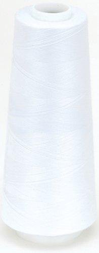 Coats & Clark Surelock Overlock Thread 3000 Yds: White