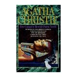 Agatha Christie: Five Complete Hercule Poirot Novels - Murder on the Orient Express / Thirteen at Dinner / The ABC Murders / Cards on the Table / Death on the Nile ~ Agatha Christie