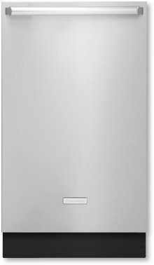 """Electrolux Eidw1805Ks Iq-Touch 18"""" Stainless Steel Fully Integrated Dishwasher - Energy Star"""