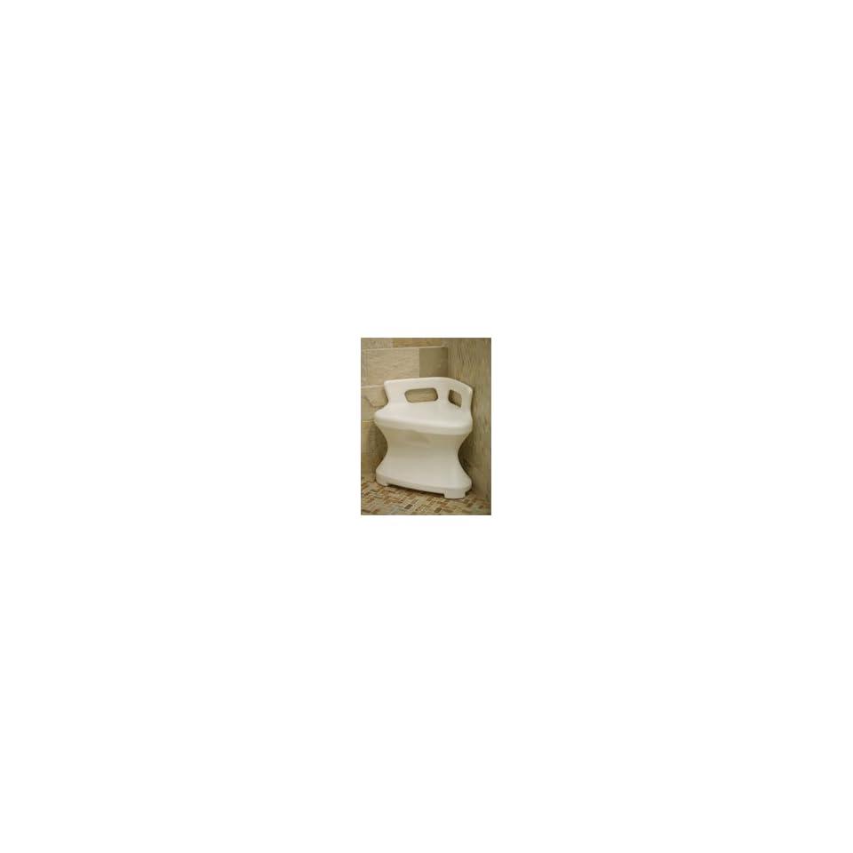 Maddack Corner Shower Seat 17x17x23