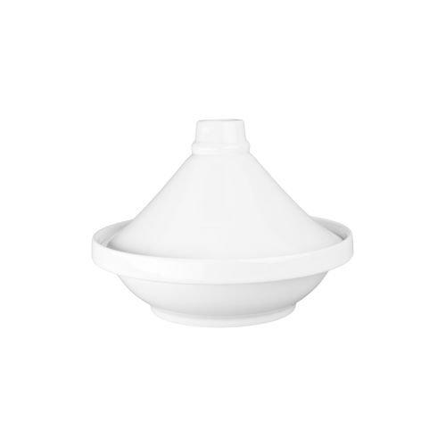 Porcelain Round Tagine Size: 8
