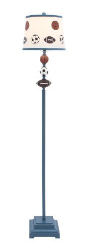 Woodland Imports Metal Floor Lamp front-874789