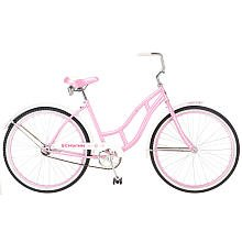 Schwinn Parkview Women's Cruiser Bicycle, Pink, 26-Inch