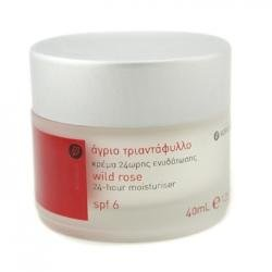 Korres Wild Rose 24-Hour Moisturizing & Brightening Cream