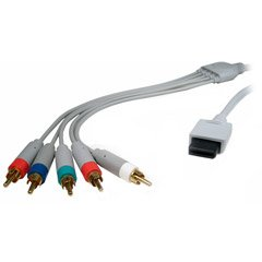Cables Unlimited CABLES UNLIMITED WIICOMPONENT VIDEO ECOM COMPONENT VIDEO (Video Game / Wii)
