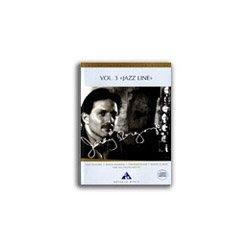 Advance Music Jerry Bergonzi Jazz Line Inside Improvisation Vol 3 Book  CDB0006BH5O2 : image