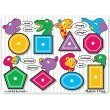 Picture of Fun Shapes Peg Puzzle (B002VRI692) (Pegged Puzzles)