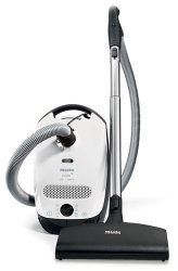Miele S2120 Delphi Canister Vacuum - Lotus White
