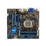 ASUSTek Intel Socket 1155 DDR3メモリ対応 M-ATXマザーボード P8B75-M