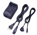 Sony AC-VF50 AC adaptor/charger for F-Series batteries and camcorders