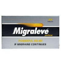 Migraleve Migraine Treatment Yellow 24 tablets