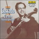 Gasper Cassado : Cello Masterpieces