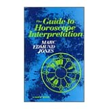 Guide to Horoscope Interpretation (Quest Books)by Marc Edmund Jones