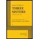 Image of Three Sisters (van Itallie) - Acting Edition